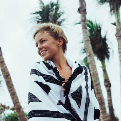 Beach Towel | Cancun