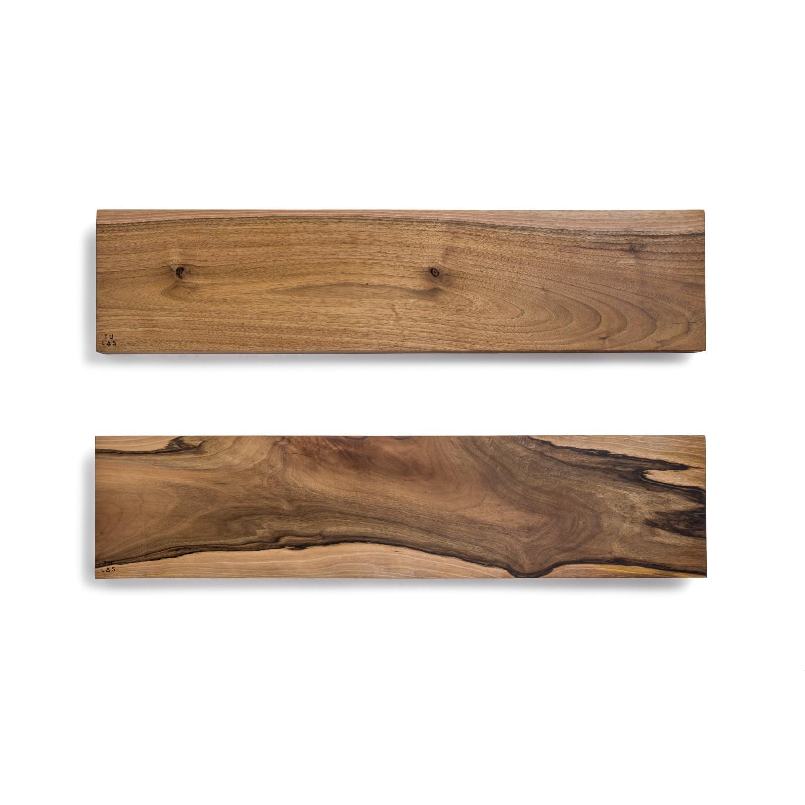 Floating Shelf Model B0 Walnut Wood