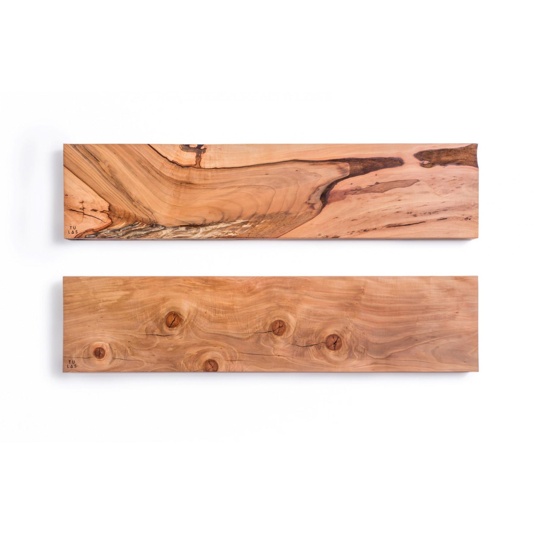 Floating Shelf Model B0 | Pear Wood