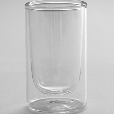 Doppelwandiges Glas