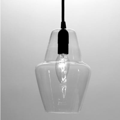 Hanging Lamp Divers 25 cm | Clear