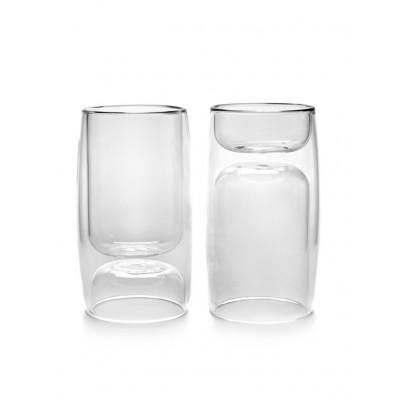 Double Wall Glasses L'Enverre | Set of 2