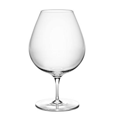 Rotweinglas Inku