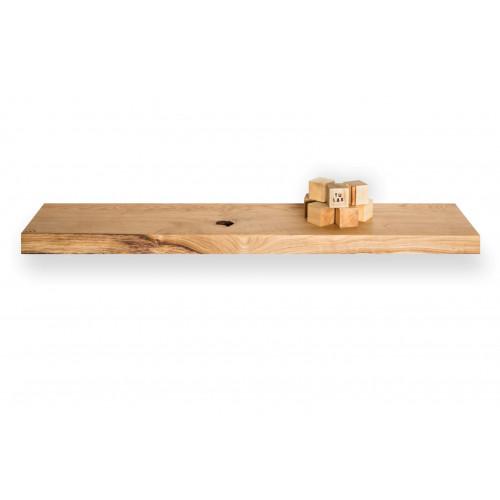 Floating Shelf Model B0 Oak Wood