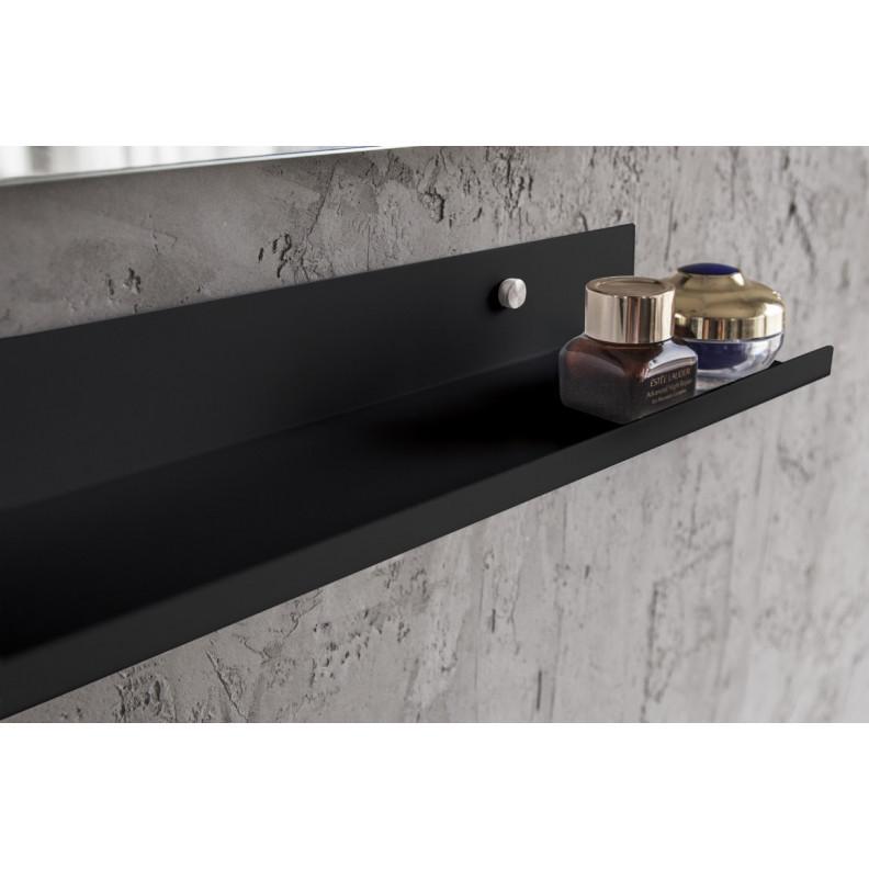 Wall Shelf B087 | Black