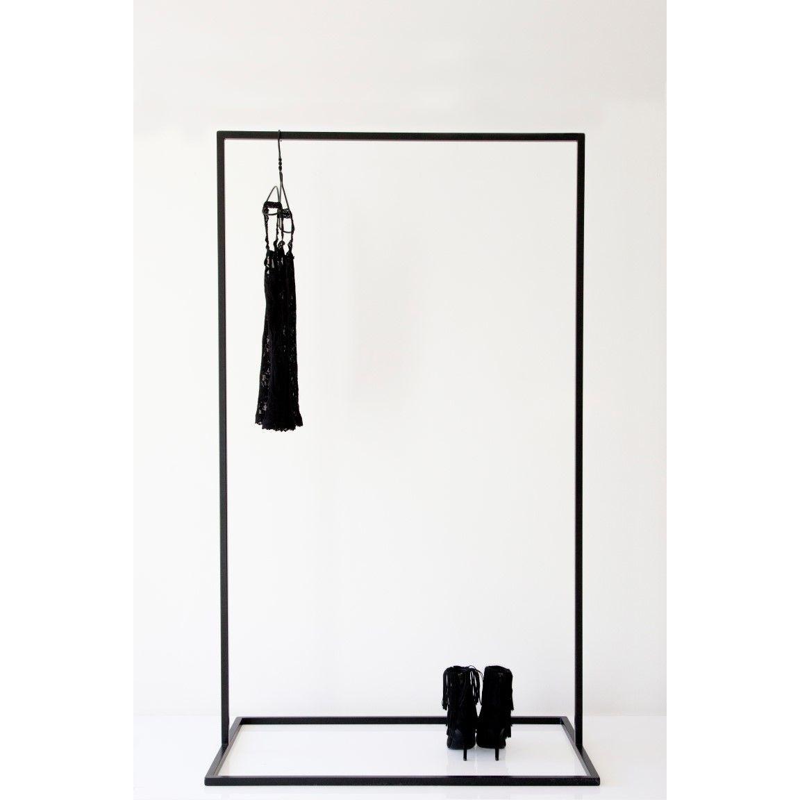 Clothes Rack Black | Large