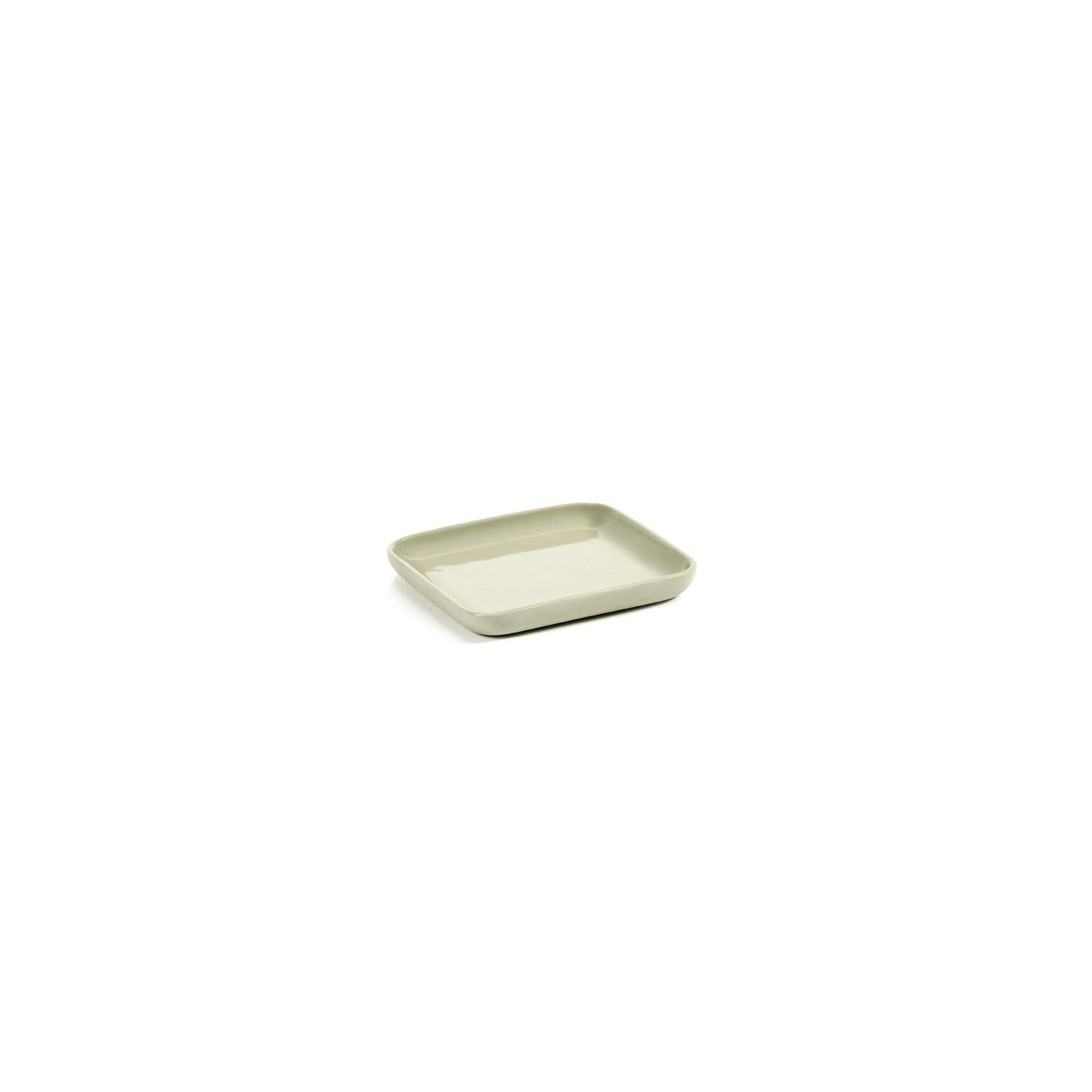 Quadratisches Tablett Cose   Beige