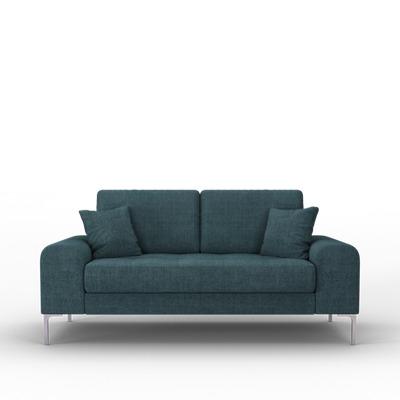 2-Sitzer-Sofa Rime | Dunkel-Türkis