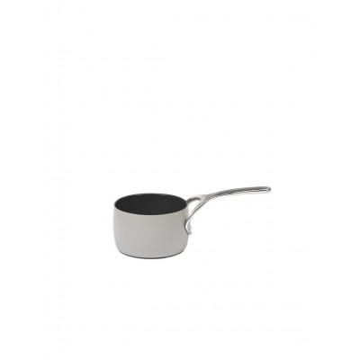 Pure Bratpfanne Antihaft geschmiedetes Alu  D14 cm | Stone Grey