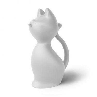 Gießkanne Meow   Weiß
