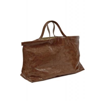 Shopper XL | Leder | Cognac