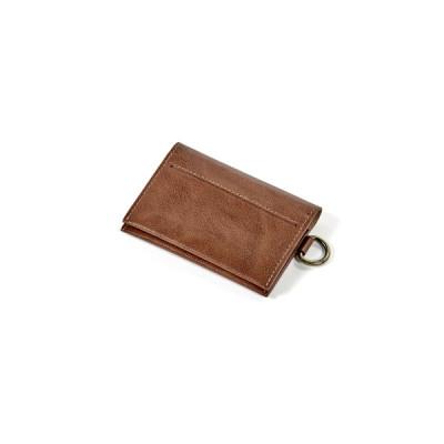 Kreditkarteninhaber | Leder | Cognac
