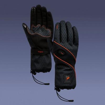 Moontouch Intelligent Heated Handgloves | Cadmium Orange