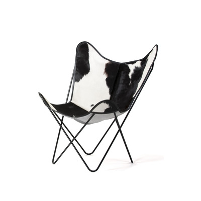 Chair Butterfly Normand Cow | Black-White