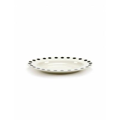 Ovale Schale Medium | Dots Pasta