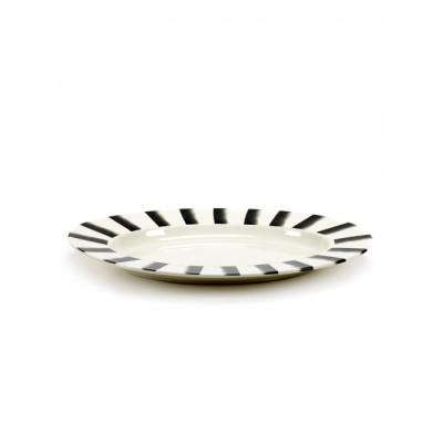 Ovale Schale XL | Lines Pasta