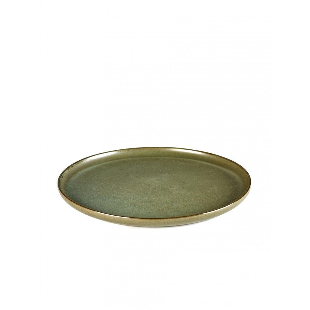 Teller Surface Camo Green | 4er-Set