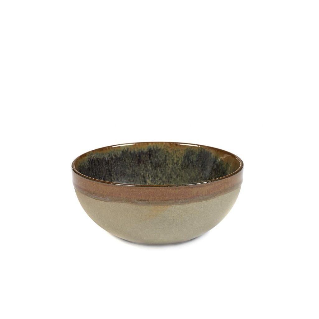 Surface Bowl Ø 15 Indi Grey | Set of 4