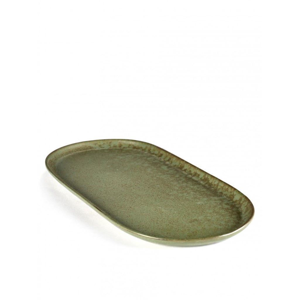 Surface Tapas Plate Camo Green-Small