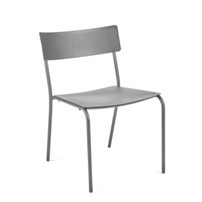 Outdoor Chair August | Grey