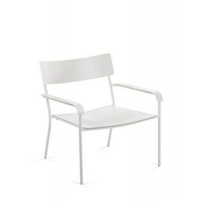 Outdoor Lounge-Stuhl mit Armlehnen August | Sand