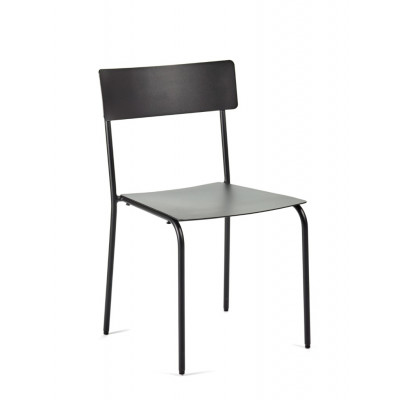Outdoor Chair August | Black