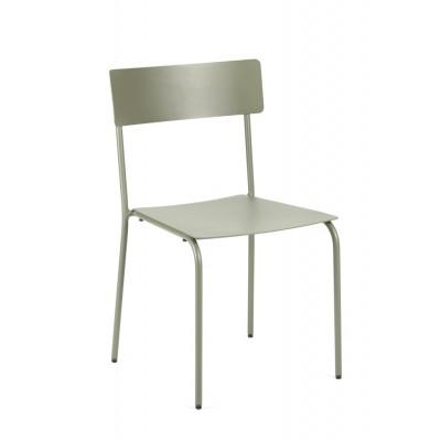 Outdoor Chair August | Eucalyptus Green