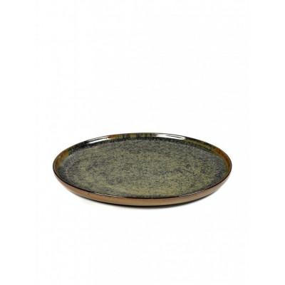 Surface Plates Indi Grey | 1 piece