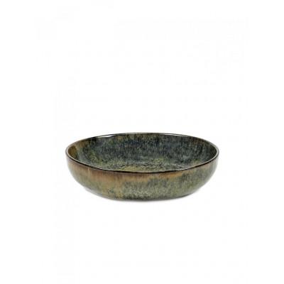 Surface Soup Plates Indi Grey | Set of 4