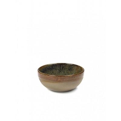 Surface Bowl Ø 9 Indi Grey | Set of 4