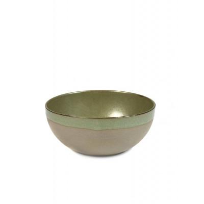 Surface Bowl Ø 15 Camo Green | Set of 4