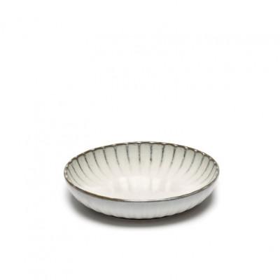 Teller Tief Inku | Weiß