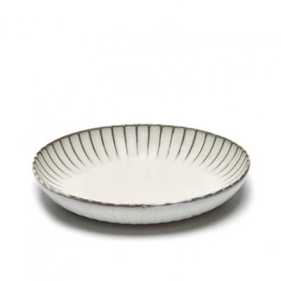 Servierschüssel Inku | Weiß