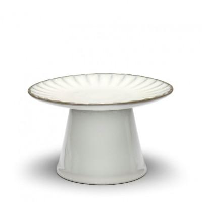 Kuchenplatte Inku | Weiß