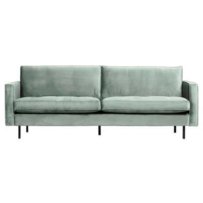 2,5 Seater Sofa Rodeo Classic Velvet | Mint