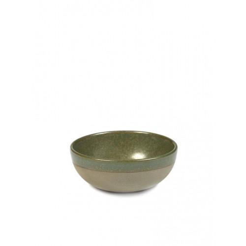 Surface Bowl Ø 11 Camo Green | Set of 4
