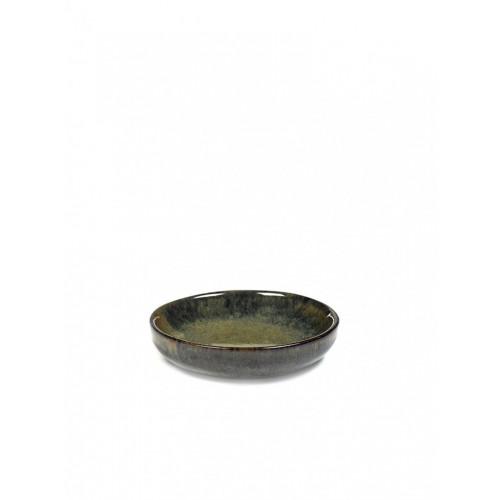 Oberflächenplatte Olivenöl Indi Grau   2er-Satz klein