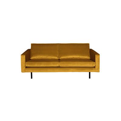 2,5 Seater Sofa Rodeo Velvet | Ochre