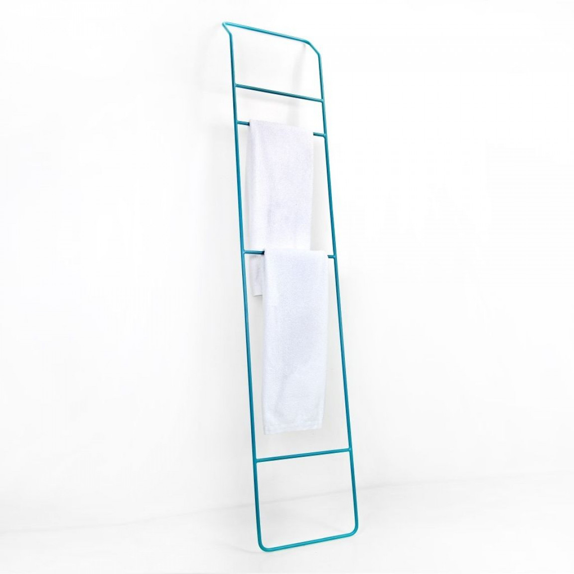 Towel Rack High Juno | Blue Green