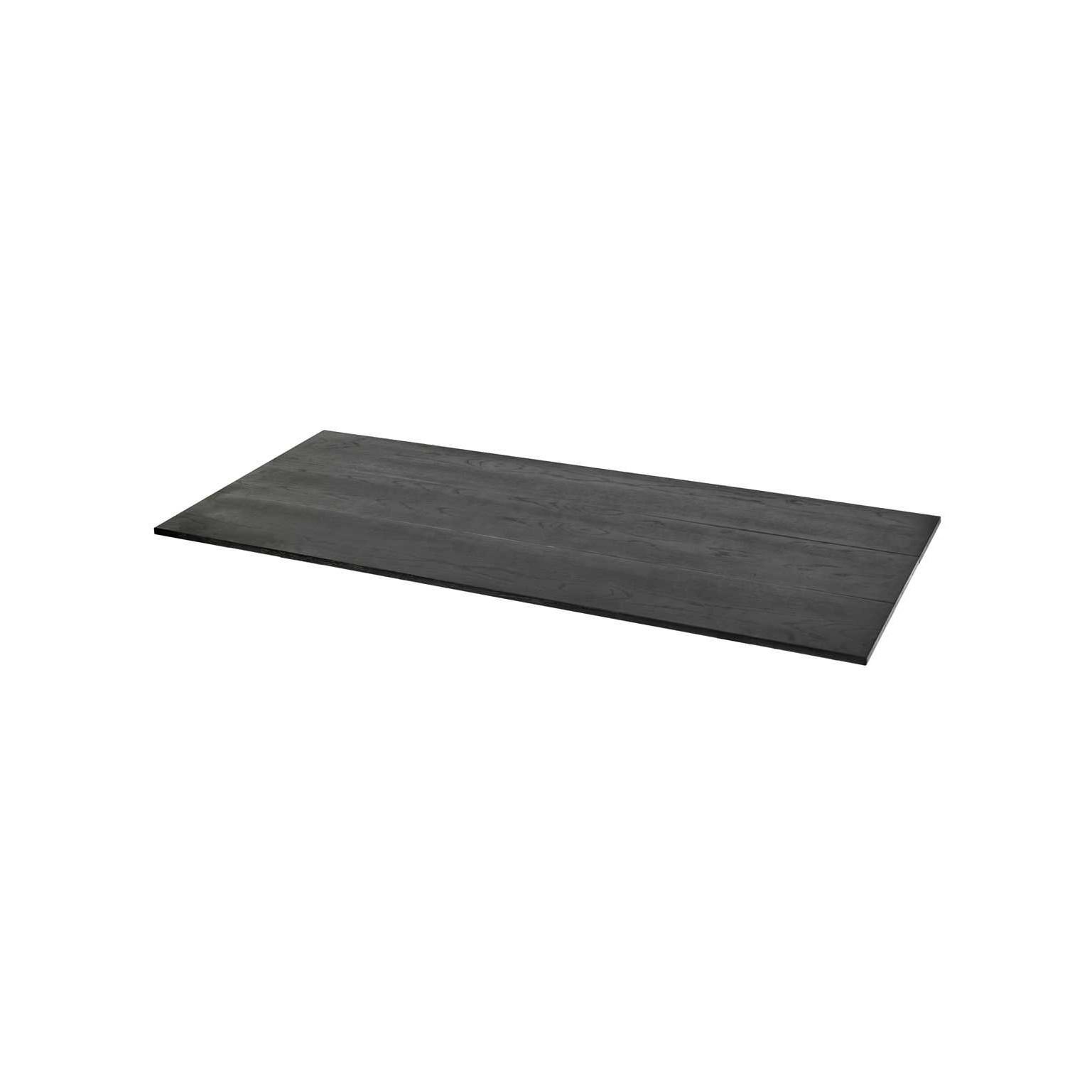 Tischplatte 180 cm Large | Schwarz