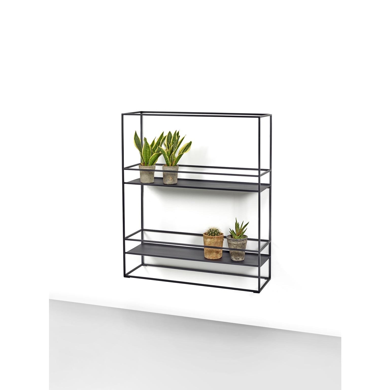 Shelf Display M   Black
