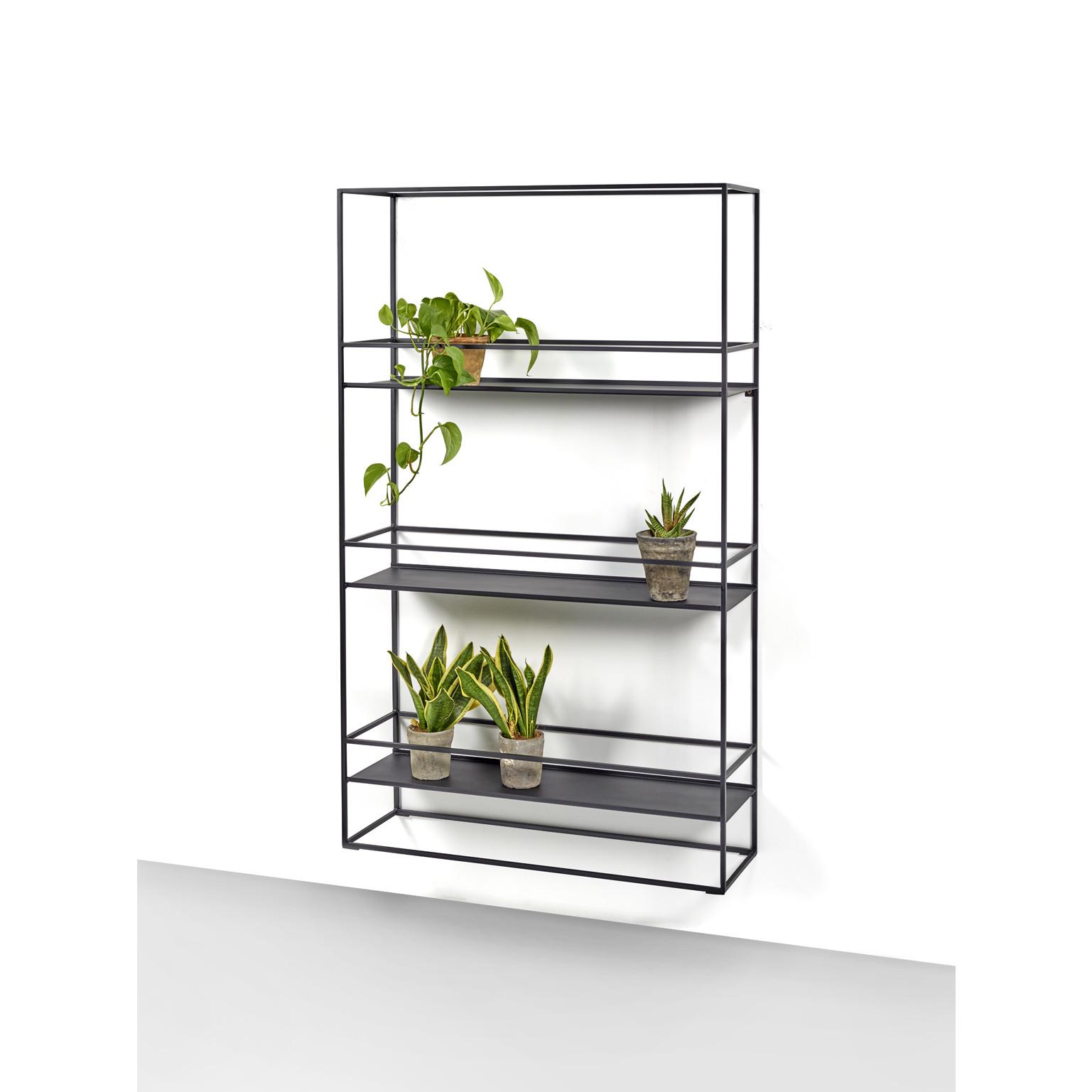 Shelf Display L   Black