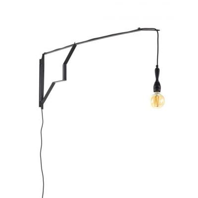 Studio Simple Wall Light | Black