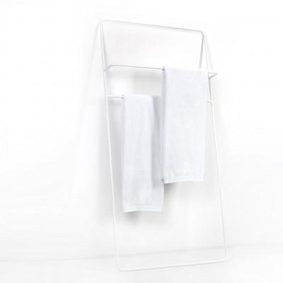 Handtuchhalter Low Juno | Weiß