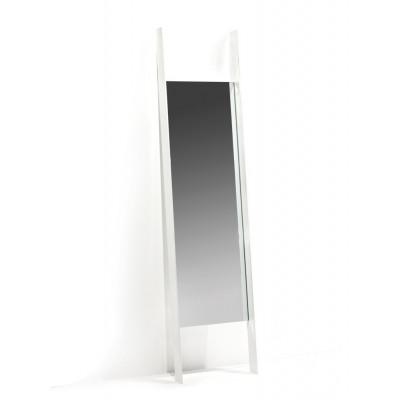 Spiegel 01 50x200 cm | Weiß