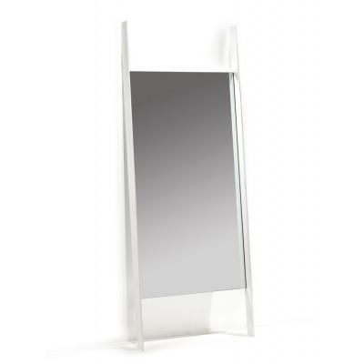 Spiegel 02 80x200 cm | Weiß