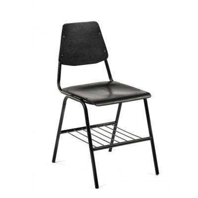 Stuhl Studio Simple 80 cm   Schwarz