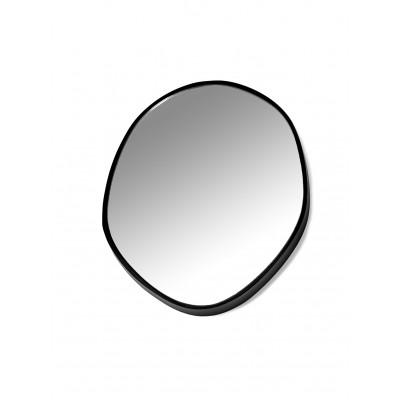Spiegel C - 30 x 23 cm   Schwarz