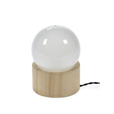Studio Simple Vollmondlampe   Weiß