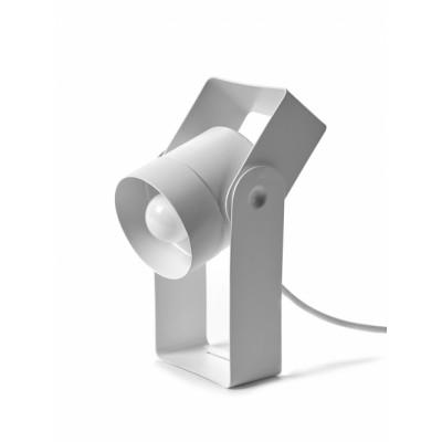Tischlampe Macari | Weiß
